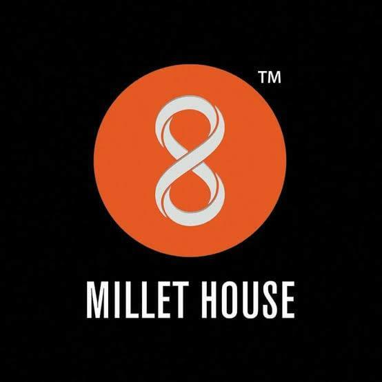 8 millet logo